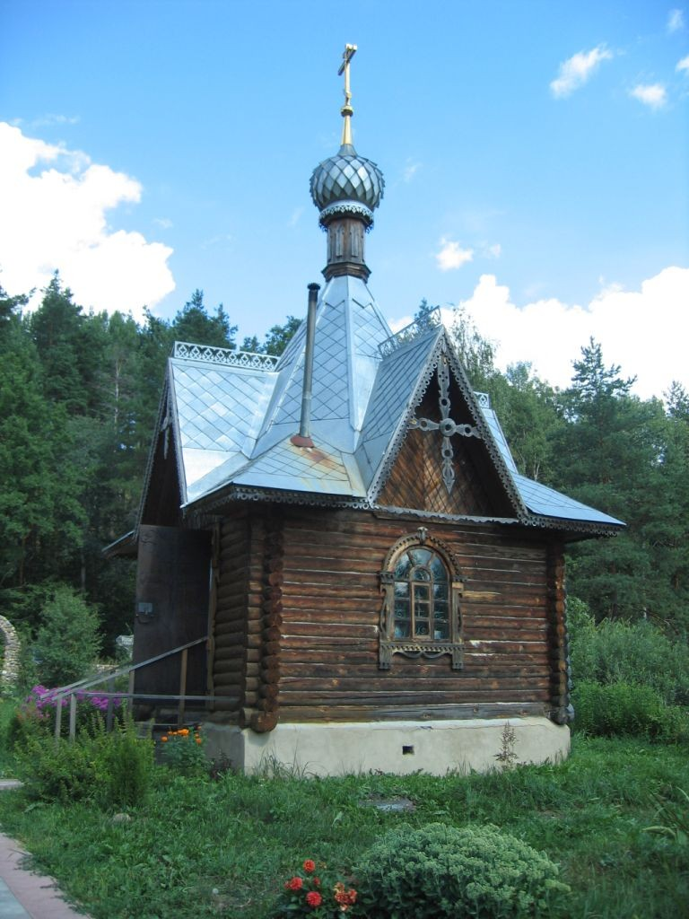 Chappel near Pereslavl